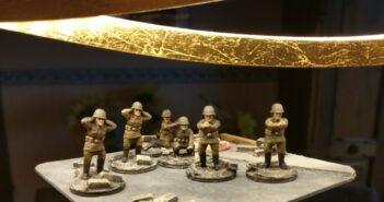 Splitter & Granaten: Mehr Granatwerfer für die Rote Shturmi-Army