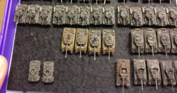 GHQ Micro Armour: die 6mm Army