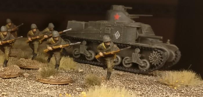 Airfix M3 Lee Medium Tank 1:76 (A01317 ) als Lend Lease Tank