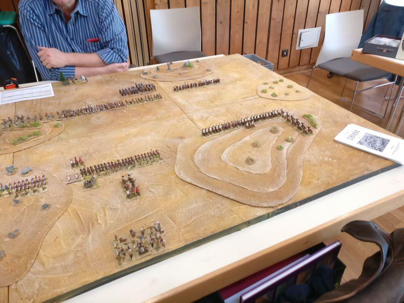 Das gesamte DBMM-Battle Field