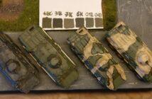 """Ein paar BTR-80 für """"Berlin 1985"""""""