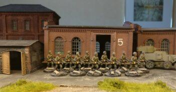 ESCI Set 203 Russian Soldiers: Rekruten für die 10. NKWD Division