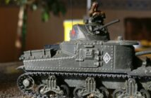 Forces of Valor 95211 U.S. M3 Lee 1942