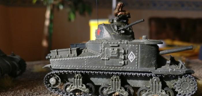 Forces of Valor 95211 U.S. M3 Lee 1942