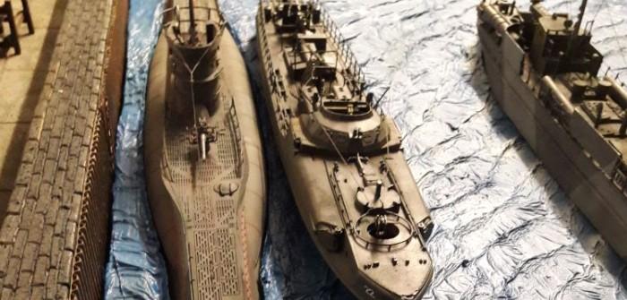 Neues aus Unikornien: Josef und seine Nilkheimer Werft
