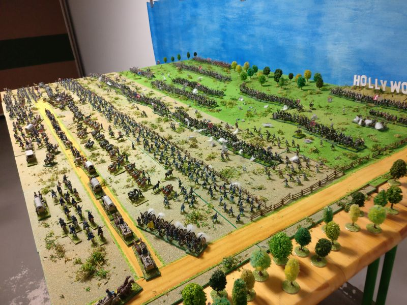 Die Schlacht von Gettysburg General Major Henry Heth vs. Brigadier General John Buford Jr.
