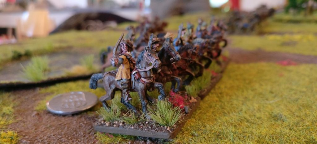 Schlacht von Czarny Ostrow: Fire and Sword mit den Wardogs Hannover