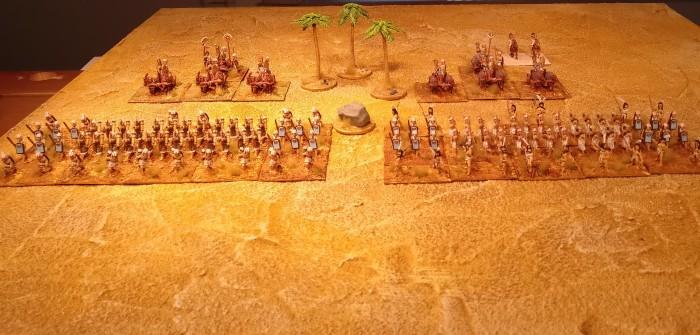 Alexander, Caesar & Co. #2: Neues Reich Ägypter (vor 1200 v. Chr.)