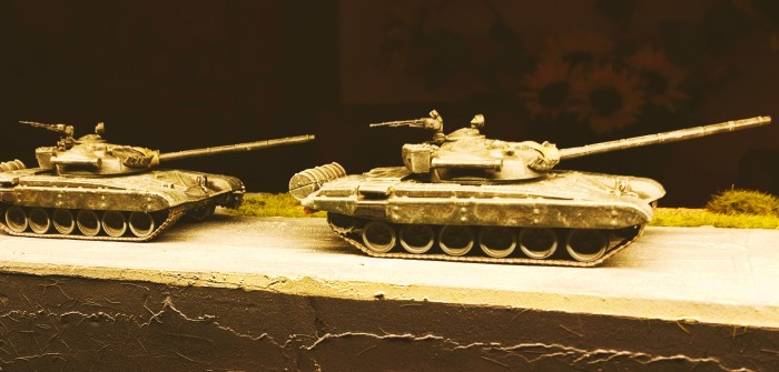 DeAgostini T-72 M1 der 1st Guards Armoured Division