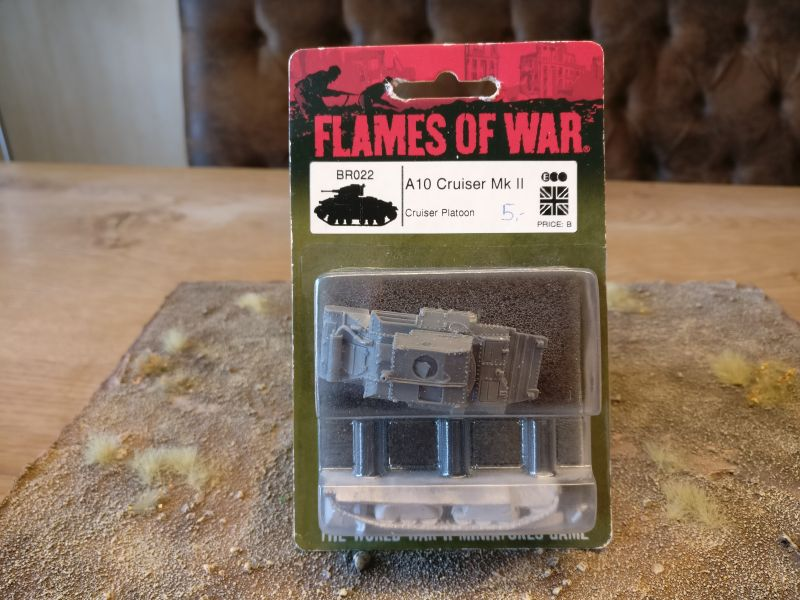 Flames of War BR022 A10 Cruiser Mk.II