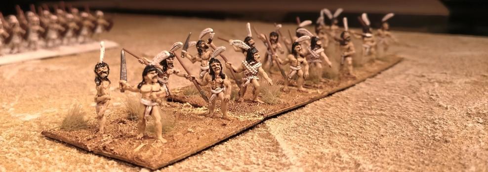 Syro-Kanaaniter und Beduinen