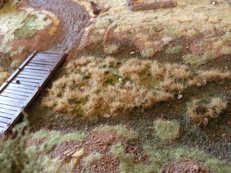Der Sumpf nochmal von oben (rechter Part)
