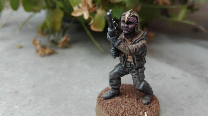 Star Wars Legion - Unbekannte Spezies