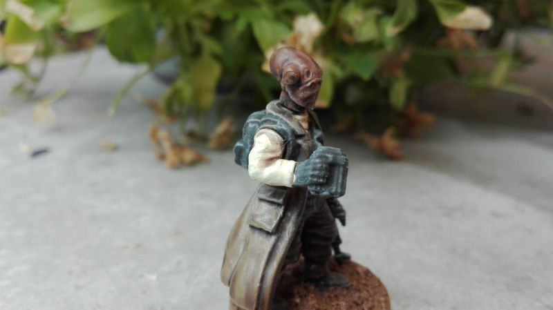Star Wars Legion - Mon Calamari (General Akbar)