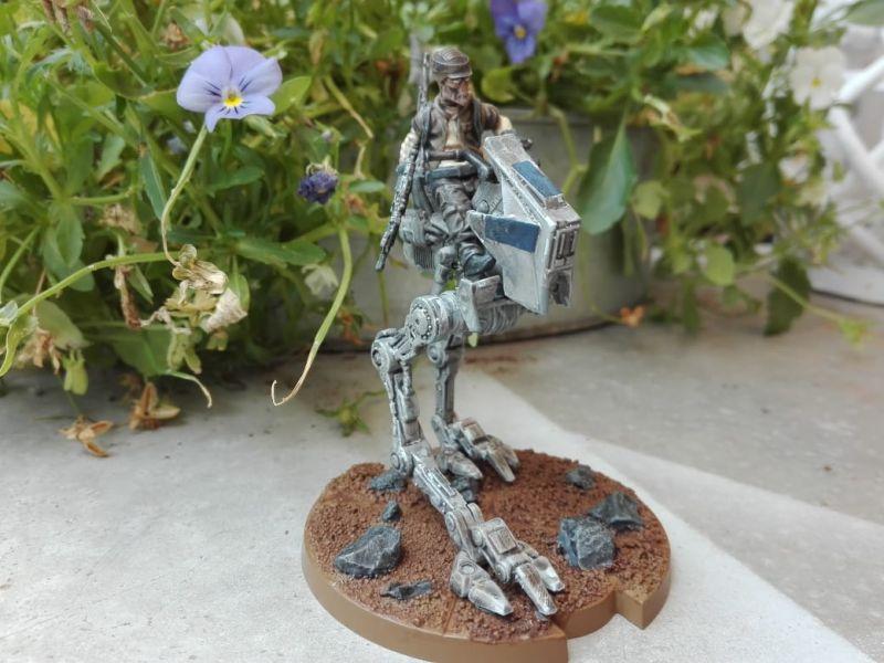 Star Wars Legion - Weequay - Hondo, ein Pirat aus den Clone-Wars