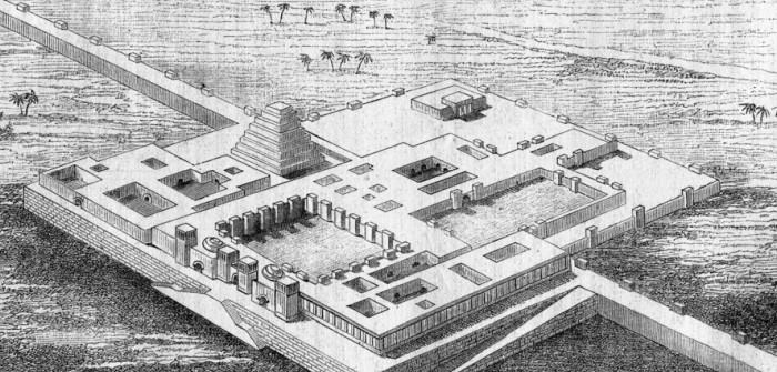 Alexander, Caesar & Co. #5: Neo-Assyrer Späte Sargoniden (nach 668 v. Chr.) Im Bild zu sehen: Ruinen des Palasts von Sargon (Salmanazar II) im heutigen Khorsabad, damals Dur Šarrukin oder Dur Scharrukin (assyrisch Mauer/Landfestung des Sargon ) 16 km nordöstlich von Ninive im heutigen Irak.