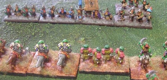 """Die """"Schlacht am Tor von Kiraz"""" - eine Epic Battle aus Mannheim, der Sommerresidenz von XENA"""