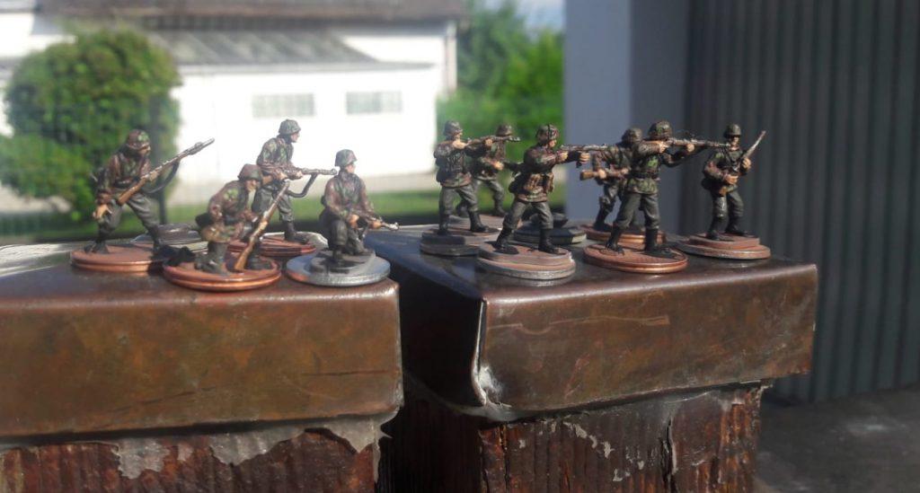 Noch ein Trupp Panzergrenadiere der 2. Panzerdivision.
