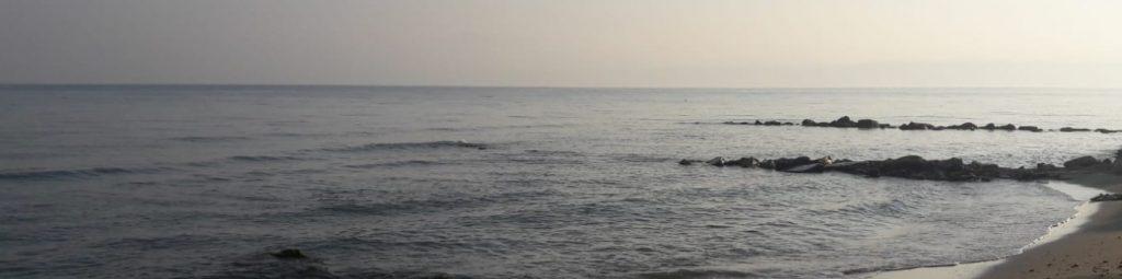 Und noch ein wenig Strand...