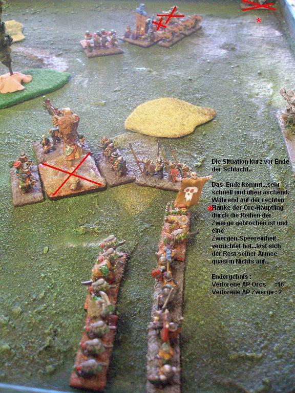 Das Ende der Schlacht von Kiraz naht.