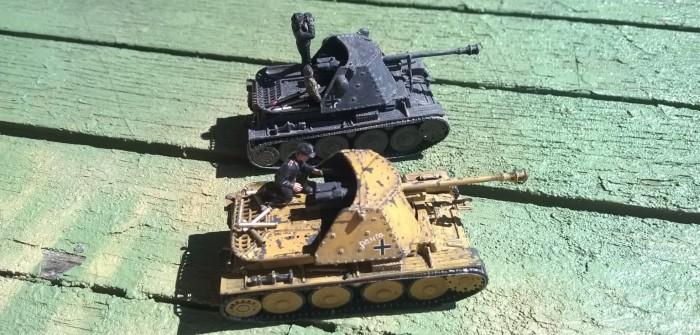 """Marder auf der Terrasse: Doncolors hitzige Abenteuer mit dem """"Marder III Ausf. H, Sd.Kfz. 138 mit 7,5-cm-PaK 40 """""""