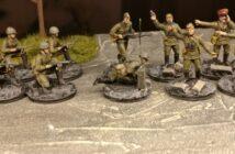 Neue Führungskader für die 10. NKWD Division