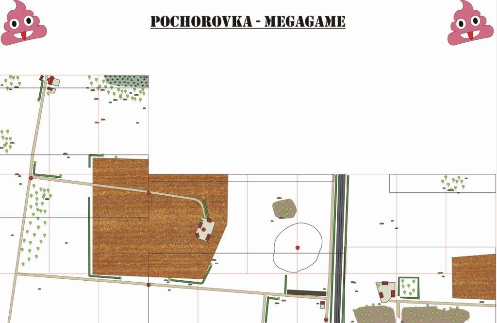 "Lagekarte ""Prochorowka"""