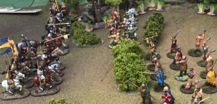 Schlacht bei Hastings: Saga II für vier Spieler