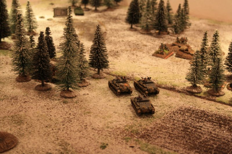 Slavyansk 1943: Szene aus dem PBI-Spiel