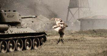 WFHGS: Rückzug einer geschlagenen Armee zu einem Hafen zwecks Evakuierung