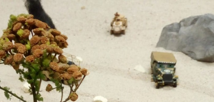 Bolt Action: Desert Battle bei Wheeling Turn & Co.