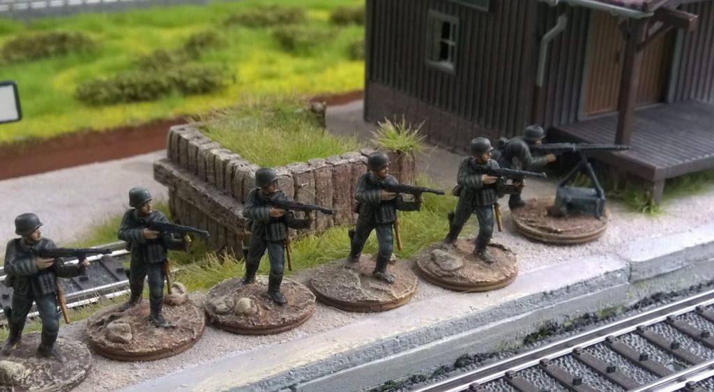 Die kleine, feine Truppe aus Shturmigrad.