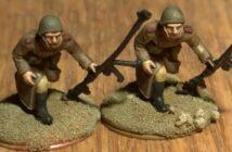 Italeri Set 6069 Russian Infantry (Winter Uniform)