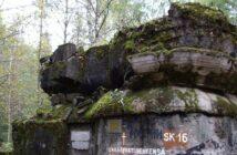 Mannerheim-Linie: Kleine (Winter-)Waldstellung von XENA