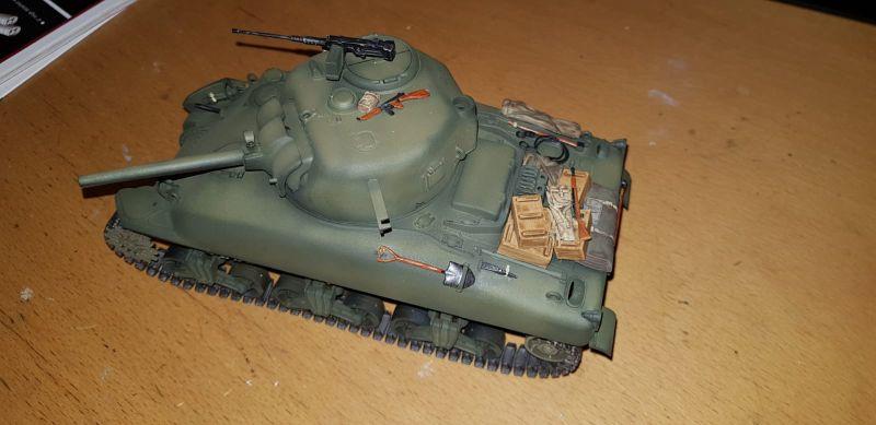 Max: Sherman M4A1 im Maßstab 1:35