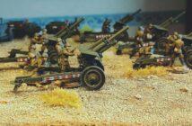 Zvezda 6122 Soviet Howitzer 122mm M-30 ( Bau und Bemalung )