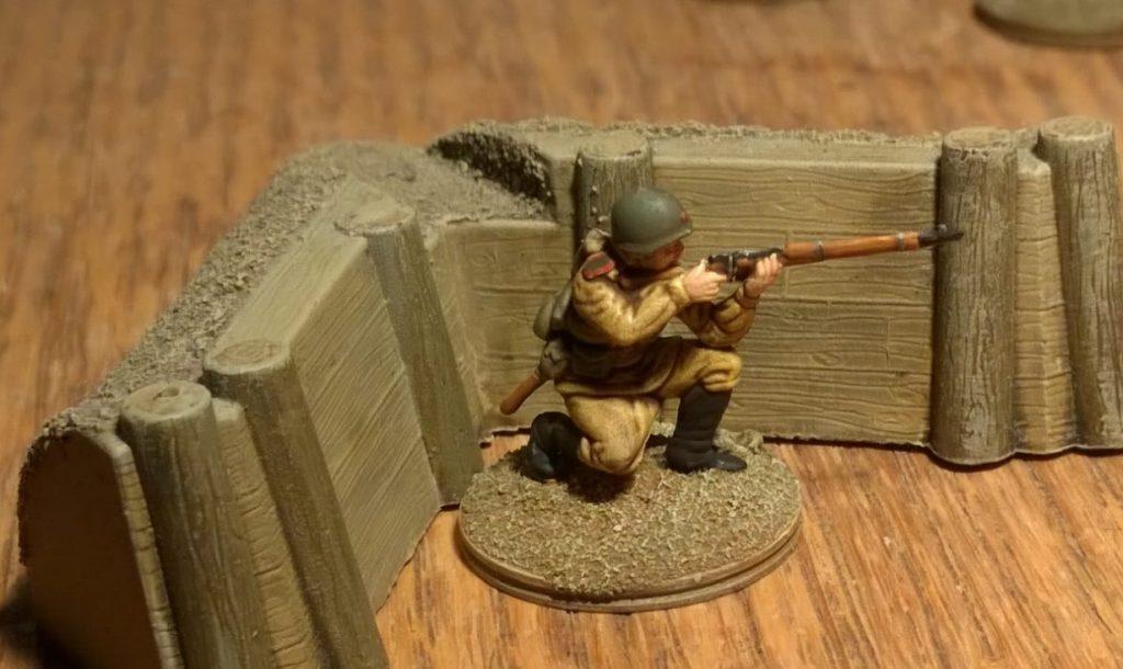 Juri Ballerenko aus dem Esci Set 203 Russian Soldiers.
