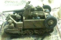 """""""Karawane der Elenden"""" oder """"Hauptsache mobil..!"""" Ein PSC-Universal-Carrier-Umbau mit einer 37mm Pak 36"""