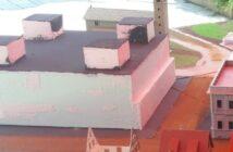 Der Bau von Eisenstadt