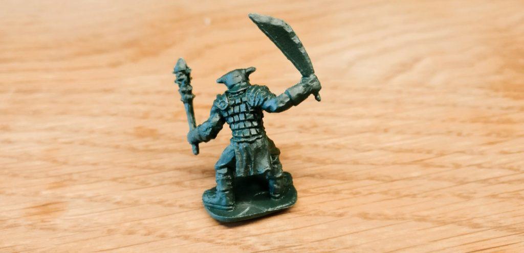 """Diese Figur aus dem """"Orc Warriors"""" """"Fantasy 109"""" von Cesar MIniatures hat dem Sturmi besonders gut gefallen."""