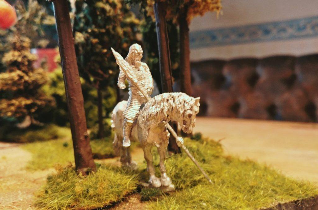 Ein weisser Wanderer aus Game of Thrones. Ebenfalls von Elladan.