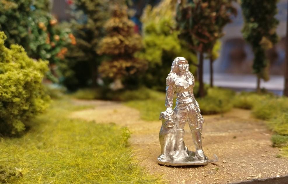 Eine weitere Figur von Elladan.
