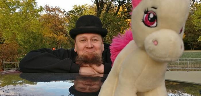 Pink Unicorn goes Crisis 2018