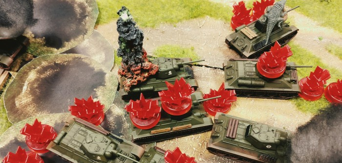 "15mm Battle ""Sturmi Style"": Beast attack in Shturmigrad"