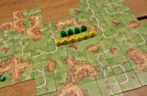 Carcassonne: eine Spielplatte für 6mm?