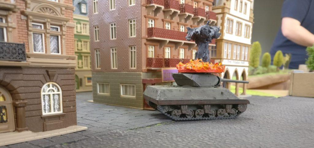 Ein unvorsichtiger Achilles musste in Eisenstadt-Tiefst sein Leben lassen.