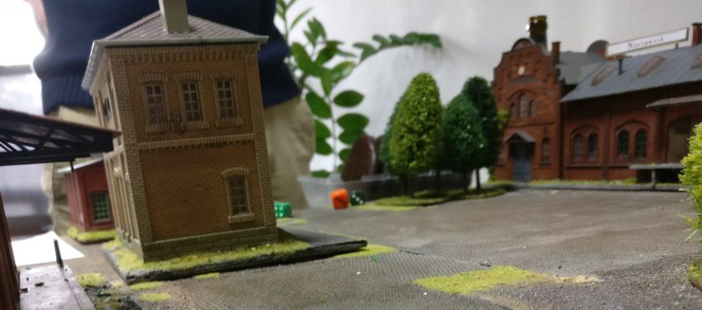 Das offene Gelände lädt zum Sturm mit Eisentaxis ein, auch wenn Poor Bloody Infantry mehr den Infanteriekampf fördert.