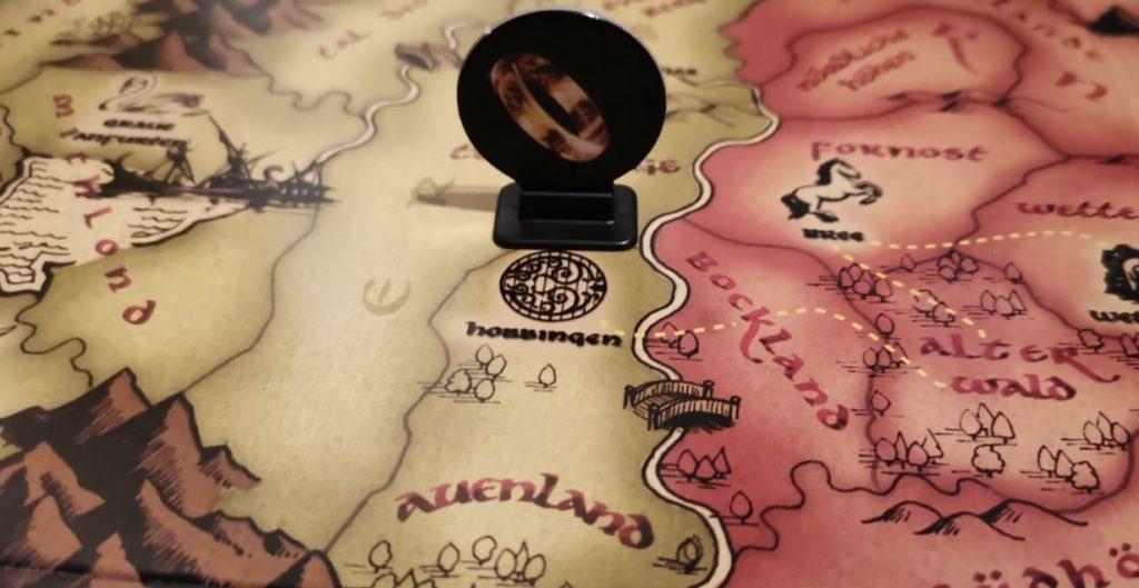 """Die Welt von """"Herr der Ringe"""" erforschte eine andere Gruppe Einhörner."""