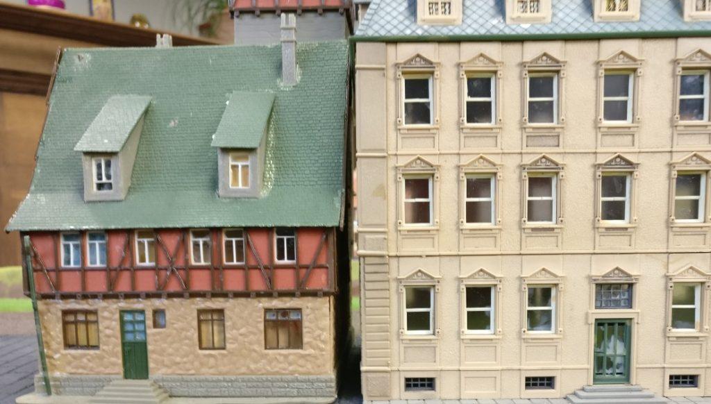 Am Rande der Altstadt in Eisenstadt.