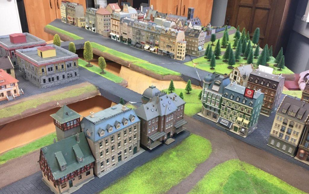 Eisenstadt wurde von Dominic bis zur letzten Minute noch kräftig gepimpt. Es sollte ja auch ne ordentliche Battle werden.